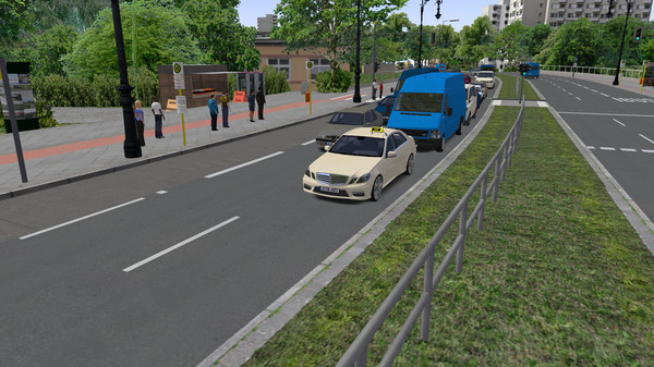 OMSI 2 Add-on Downloadpack Vol. 1 - AI-vehicles
