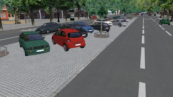 скриншот OMSI 2 Add-on Downloadpack Vol. 1 - AI-vehicles 4