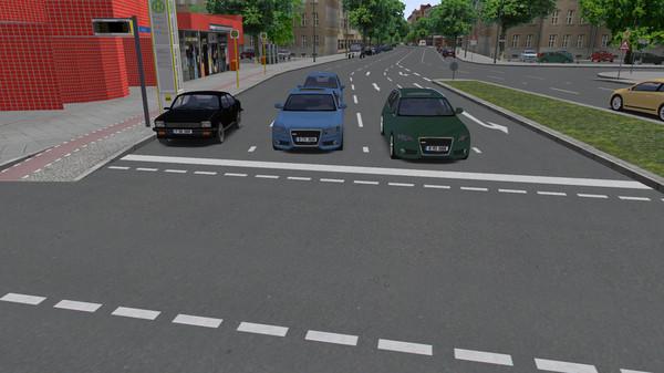 скриншот OMSI 2 Add-on Downloadpack Vol. 1 - AI-vehicles 3