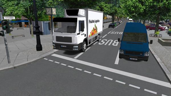 скриншот OMSI 2 Add-on Downloadpack Vol. 1 - AI-vehicles 2
