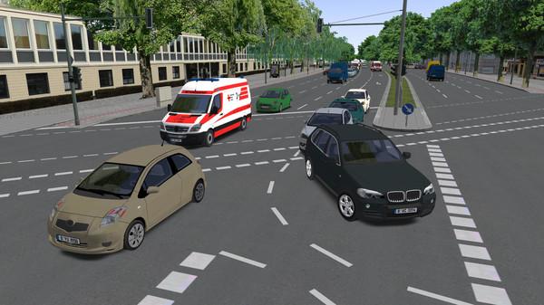 скриншот OMSI 2 Add-on Downloadpack Vol. 1 - AI-vehicles 0