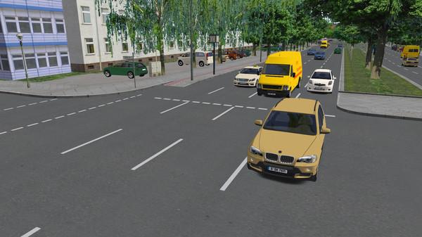 скриншот OMSI 2 Add-on Downloadpack Vol. 1 - AI-vehicles 5