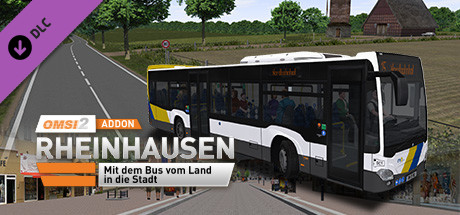 OMSI 2 Add-on Rheinhausen
