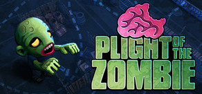 Plight of the Zombie cover art