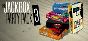 The Jackbox Party Pack 3 cover art