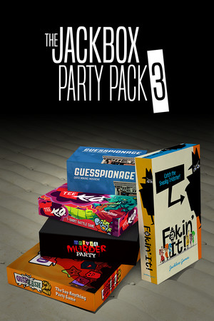 The Jackbox Party Pack 3 poster image on Steam Backlog
