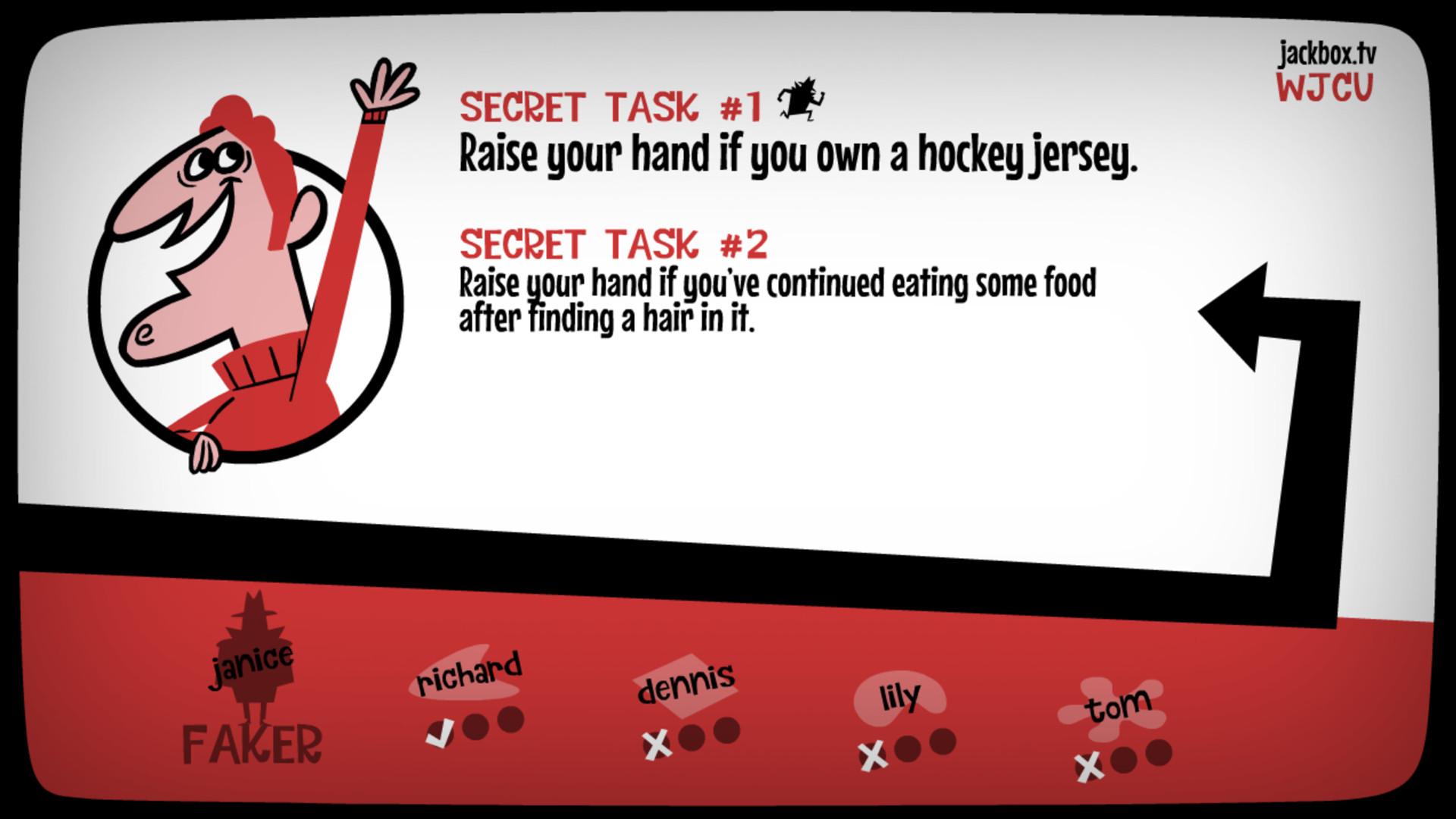 The Jackbox Party Pack 3 - скачать русификатор для игры