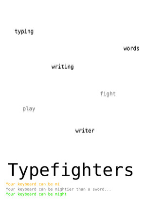 Typefighters (Steam Edition) poster image on Steam Backlog