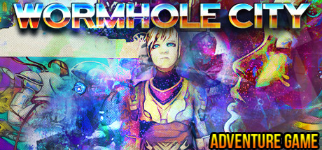 [STEAM] Wormhole City Is Now Free ( 100% off) Cyberpunk Adventure