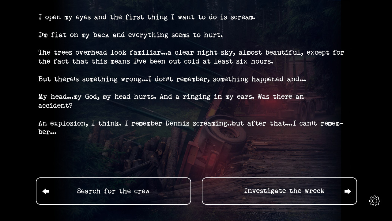 buried an interactive story wiki