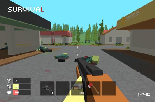 Pixel Survival - Craft Game
