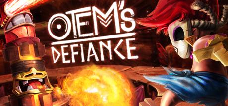 Otem's Defiance cover art