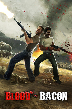 Blood and Bacon poster image on Steam Backlog