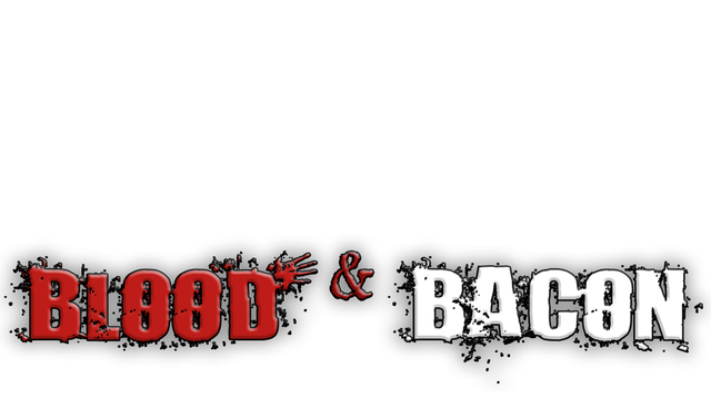Blood and Bacon logo