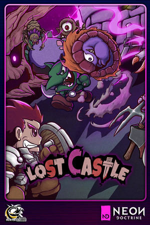 Lost Castle / 失落城堡 poster image on Steam Backlog