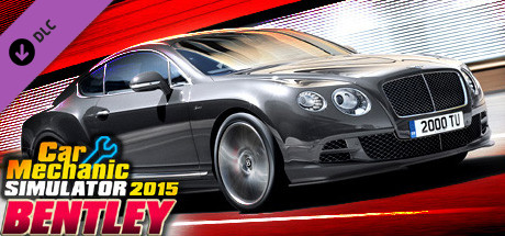 Save On Car Mechanic Simulator Bentley On Steam - Show me a bentley car