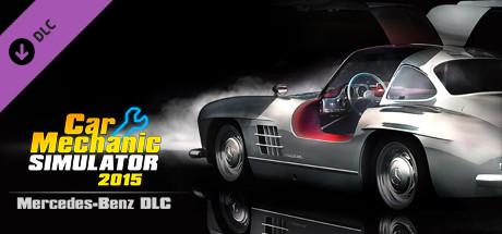 save 80 on car mechanic simulator 2015 mercedes benz on steam. Black Bedroom Furniture Sets. Home Design Ideas