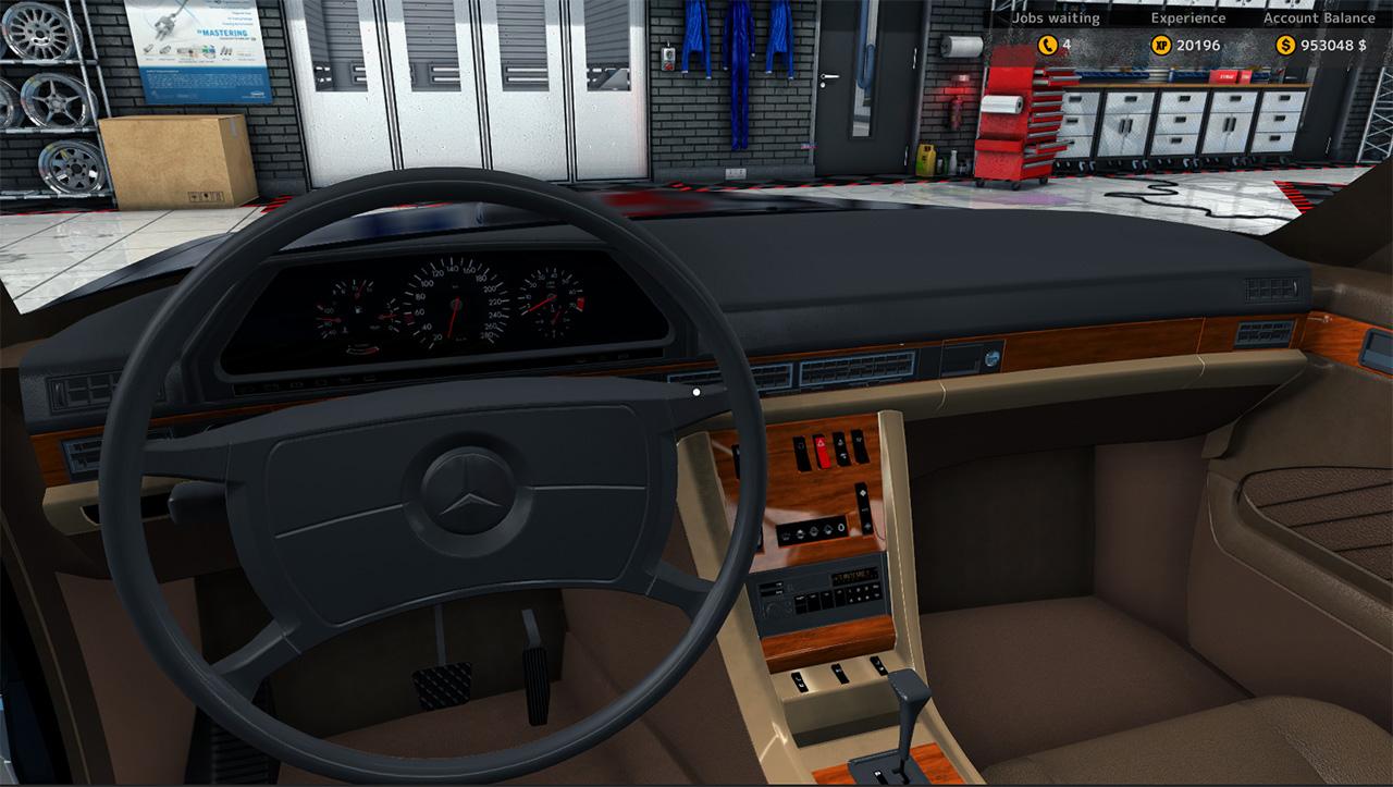 Car Mechanic Simulator 2015: Bentley 2016 pc game Img-2