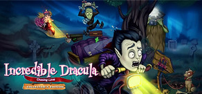 Incredible Dracula: Chasing Love Collector's Edition cover art