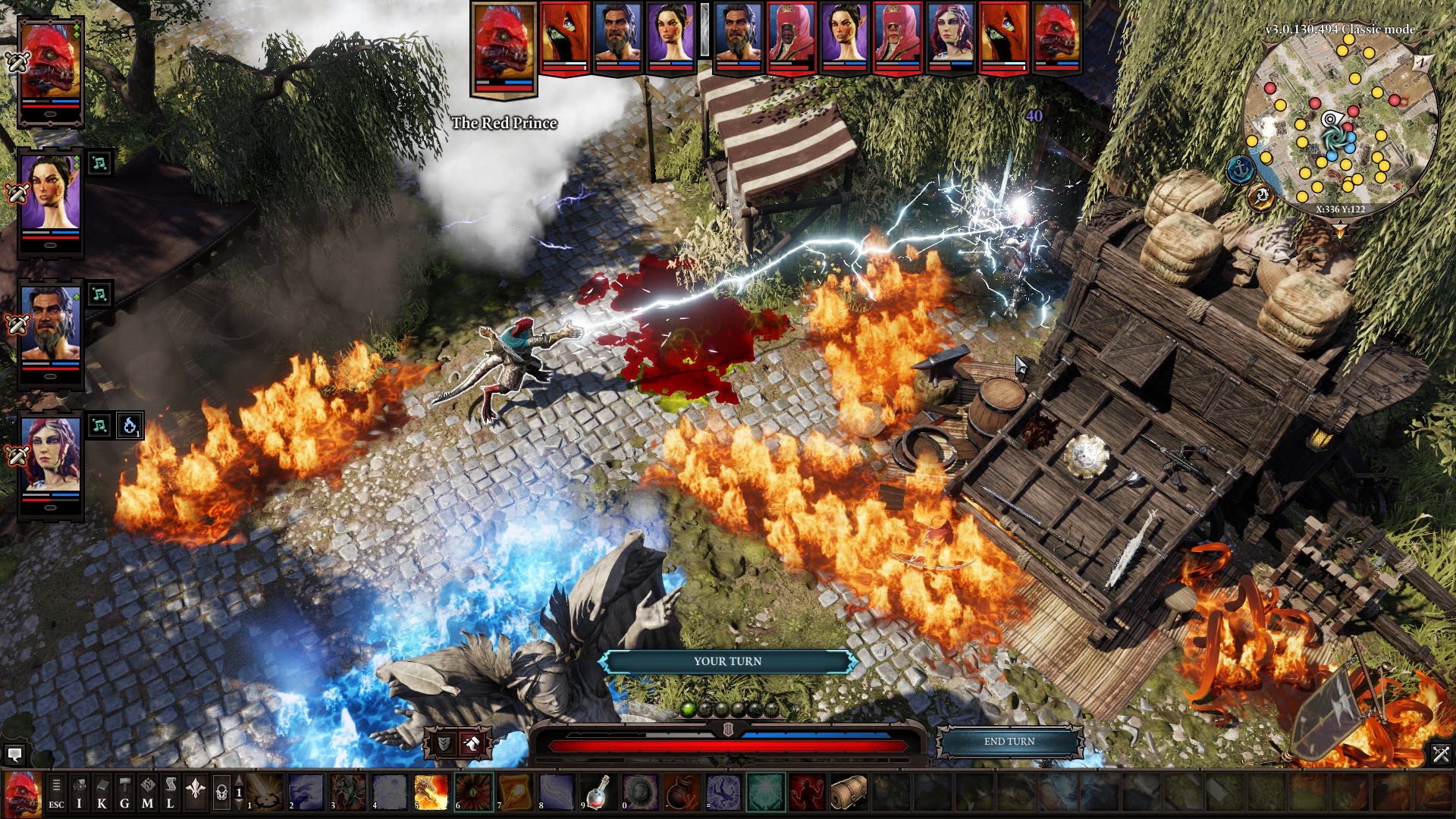 Divinity: Original Sin 2 - Definitive Edition Screenshot 2