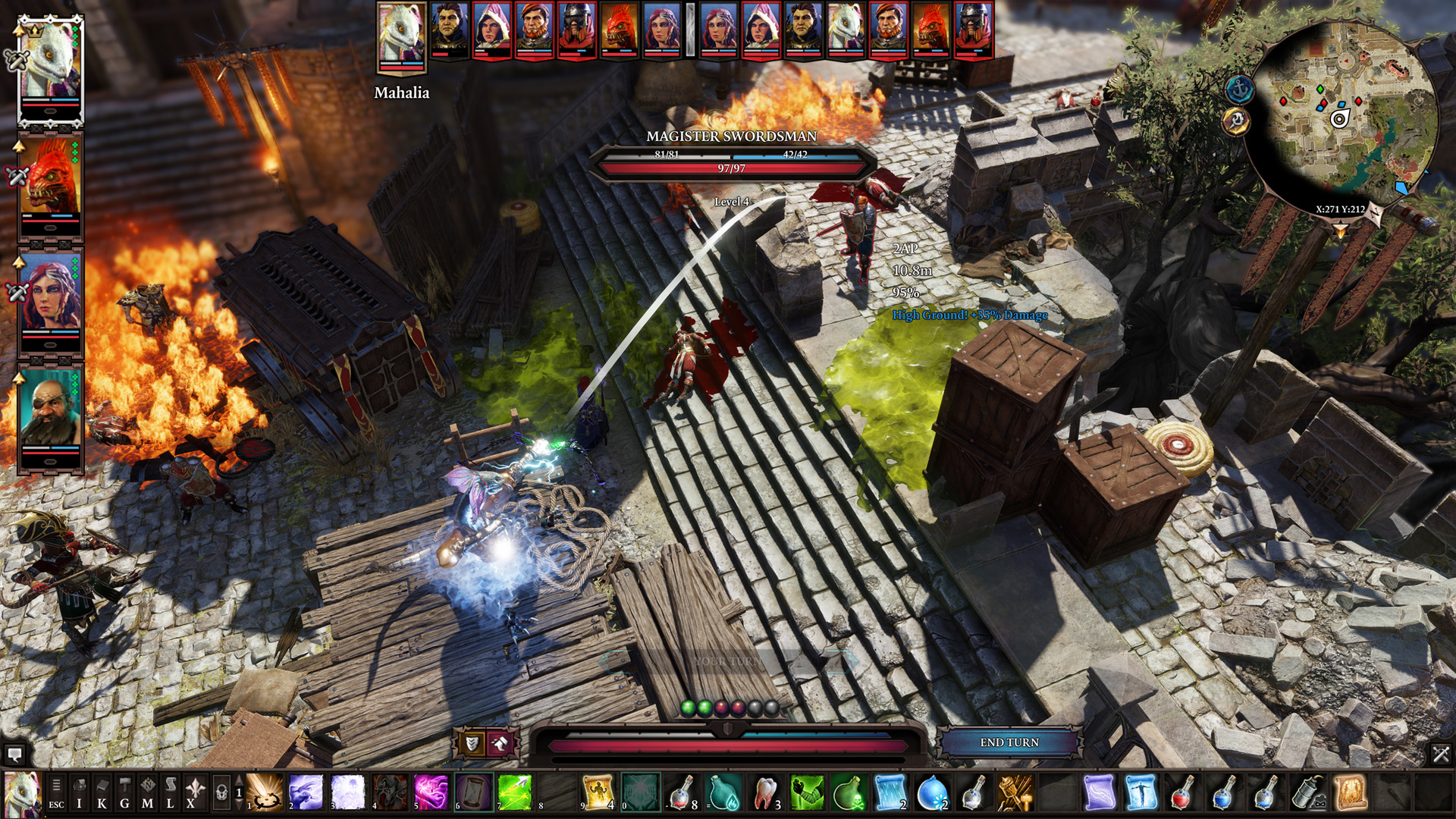 Divinity: Original Sin 2 - Definitive Edition Screenshot 1