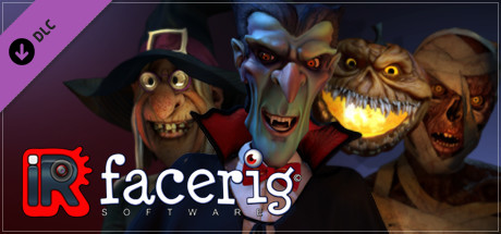 IRFaceRig Monster Pack 1