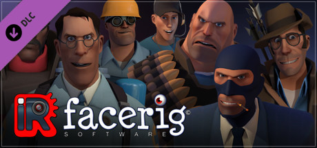 IRFaceRig Team Fortress 2
