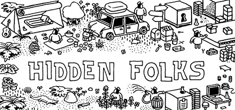 Hidden Folks cover art
