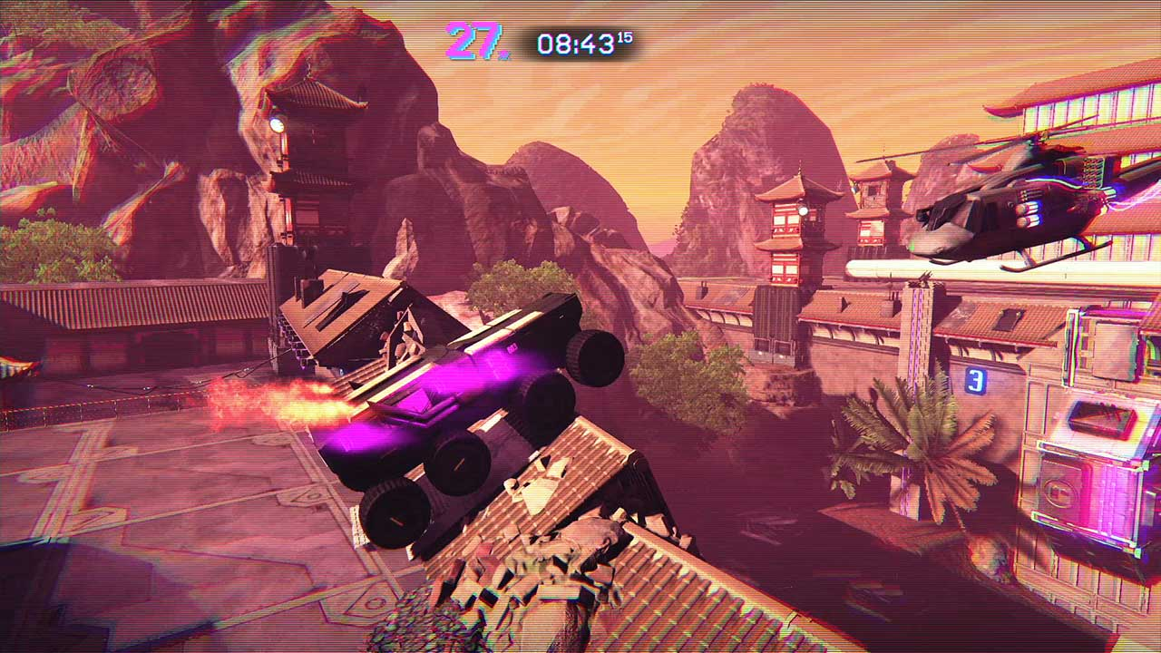 Download Trials Of The Blood Dragon Full Pc Game