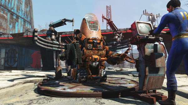 Fallout 4 - Automatron Screenshot