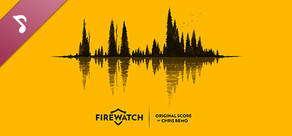 Firewatch Original Soundtrack cover art