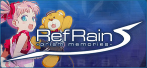 RefRain - prism memories - cover art