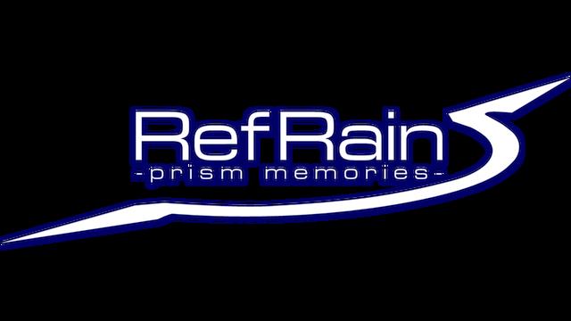 RefRain - prism memories - logo