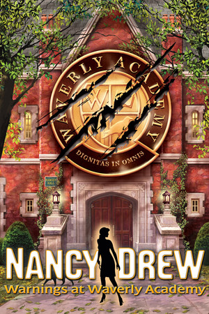 Nancy Drew: Warnings at Waverly Academy poster image on Steam Backlog