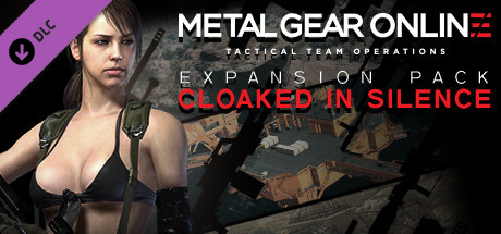 "METAL GEAR ONLINE EXPANSION PACK ""CLOAKED IN SILENCE"""