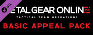 METAL GEAR SOLID V: THE PHANTOM PAIN - MGO Appeal Action Pack 1