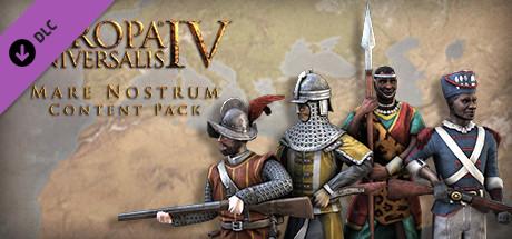 Content Pack - Mare Nostrum   DLC