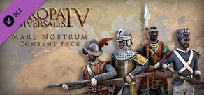 Content Pack - Europa Universalis IV: Mare Nostrum