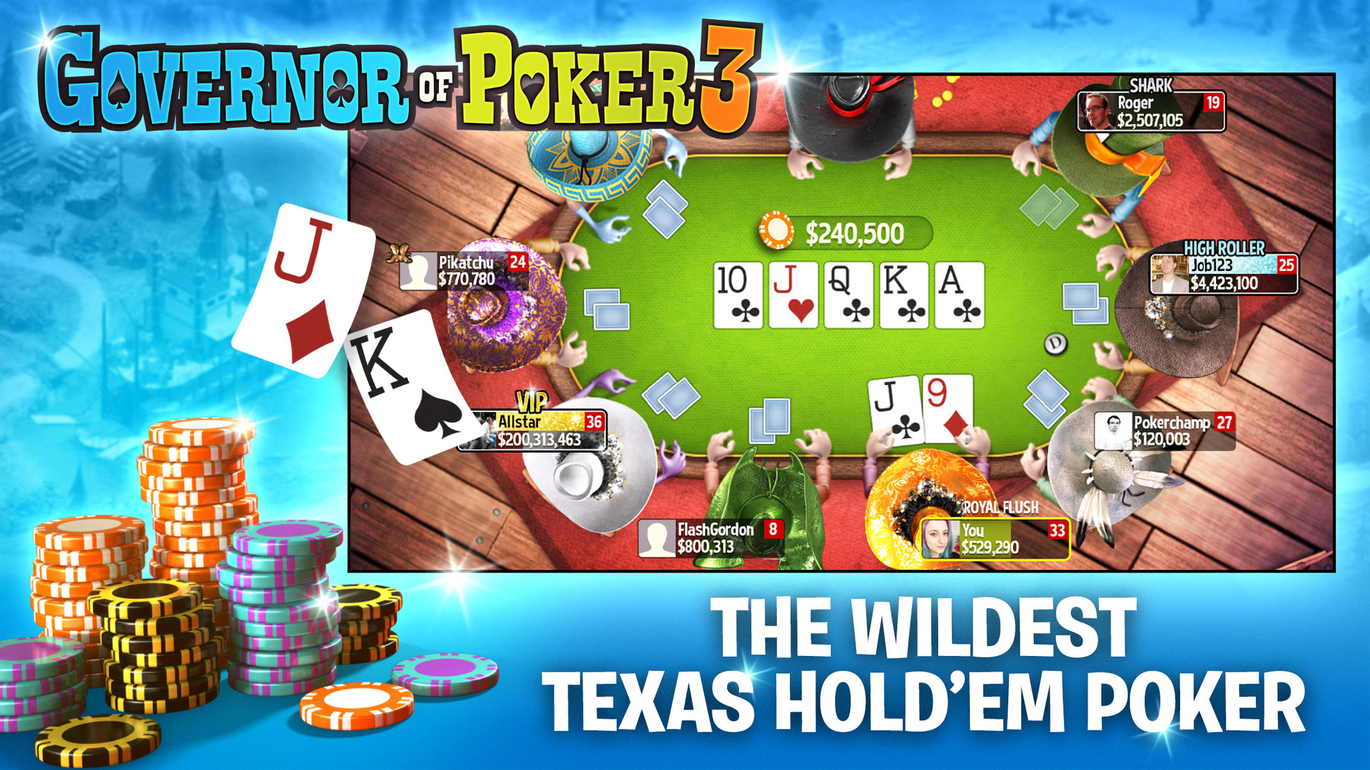 governor of poker 1 license key free