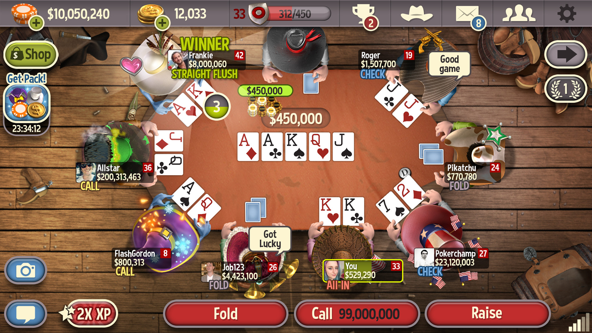 Best app to learn poker ios
