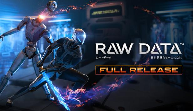 Raw Data on Steam