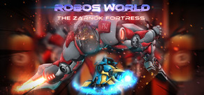 Robo's World: The Zarnok Fortress cover art