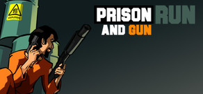 Prison Run and Gun cover art