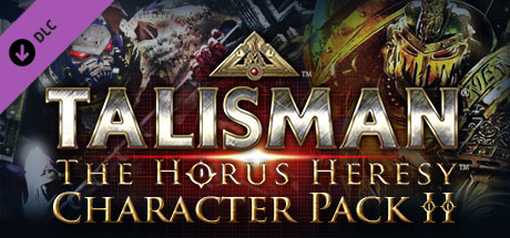 Talisman: The Horus Heresy - Heroes & Villains 2 on Steam