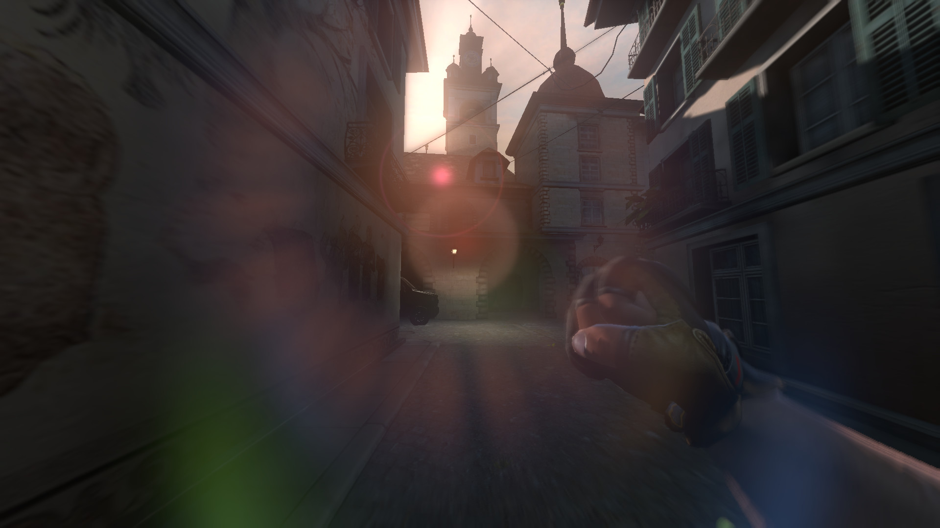 Line of Sight on Steam