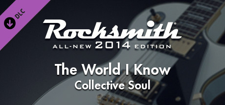 "Rocksmith® 2014 – Collective Soul - ""The World I Know"""