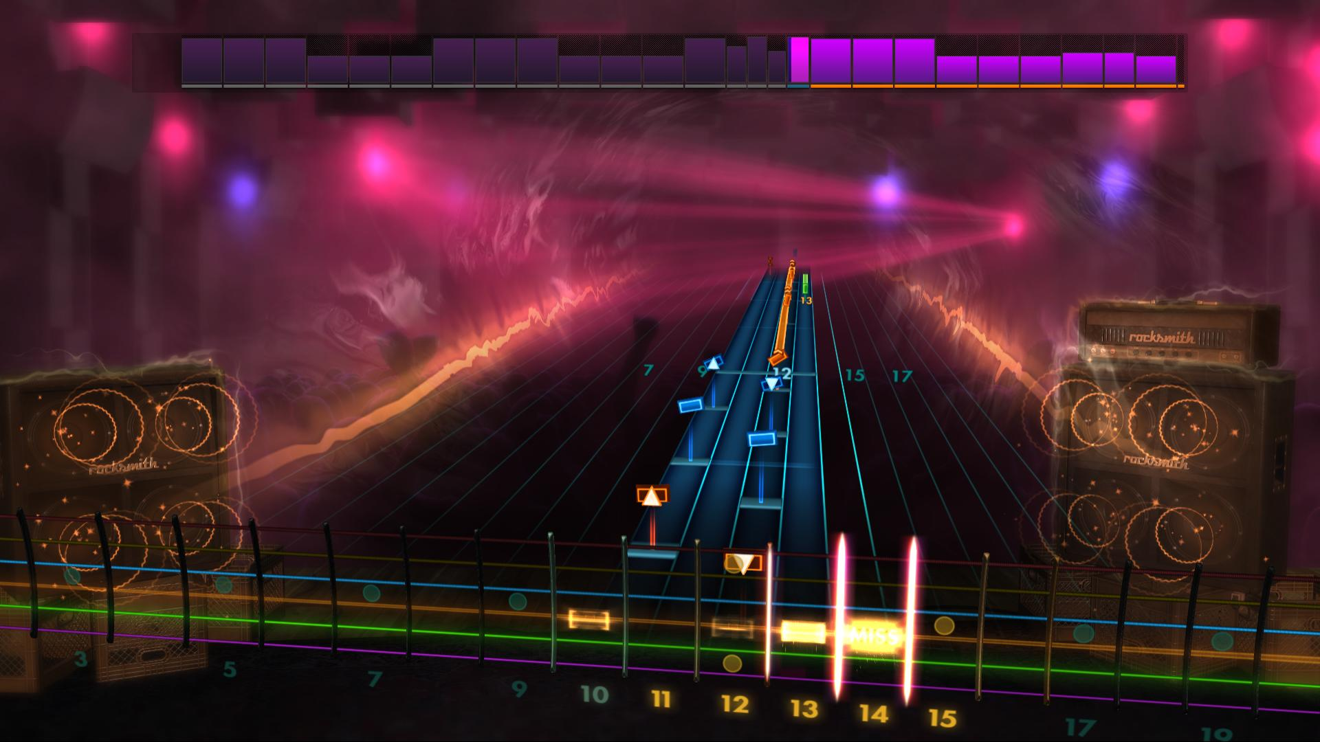 Rocksmith: All-new 2014 Edition - Collective Soul: December 2016 pc game Img-4