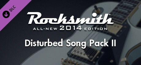 Rocksmith® 2014 – Disturbed Song Pack II