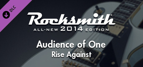 "Rocksmith® 2014 – Rise Against - ""Audience of One"""