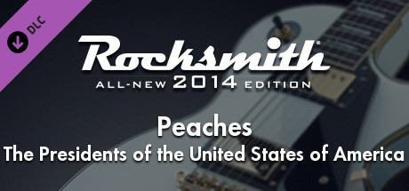 "Rocksmith® 2014 – The Presidents of the United States of America - ""Peaches"""